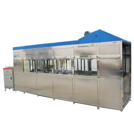 全自动通过式超声波清洗机-通过式全自动超声波清洗线