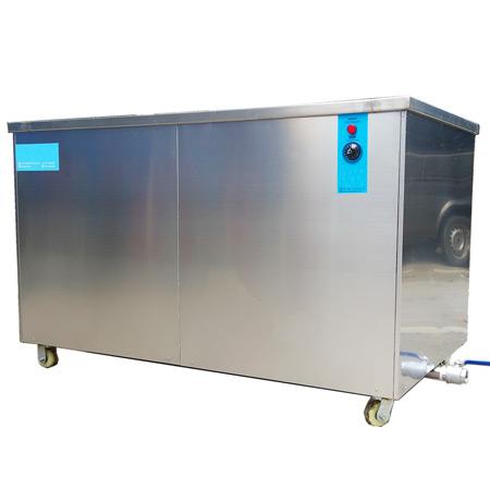 行业专用单槽超声波清洗机-不锈钢管超声波清洗机