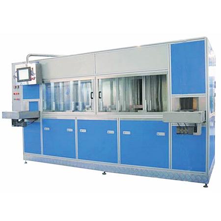 电子零件自动超声波清洗机-精密零件全自动超声波清洗线