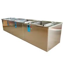 四槽式水系超声波清洗机-四槽系列水基型超声波清洗系统