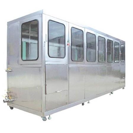 电子零件自动超声波清洗机-铝冲压件全自动超声波清洗机